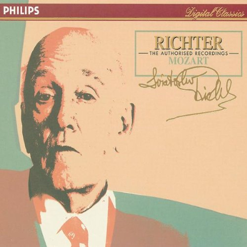 Richter - The Authorised Recordings - Mozart