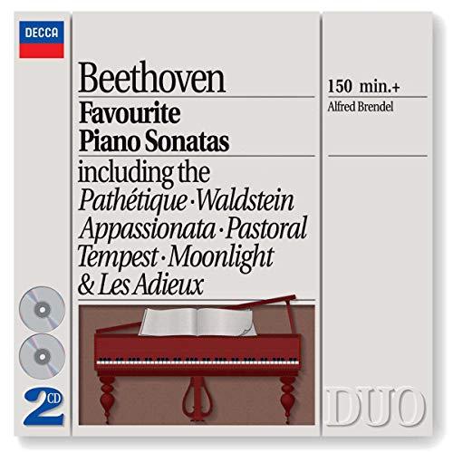 Beethoven: Favourtie Piano Sonatas By Ludwig van Beethoven