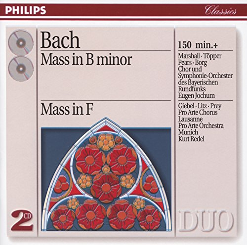 J.S. Bach: Mass in B Minor / Mass in F