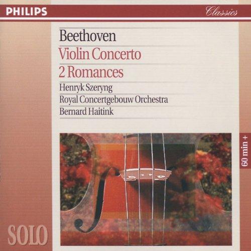 Beethoven: Violin Concerto, Romances 1, 2