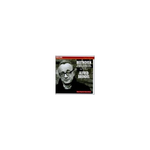 Brendel Alfred und Ludwig van Beethoven - Beethoven: Piano Sonatas