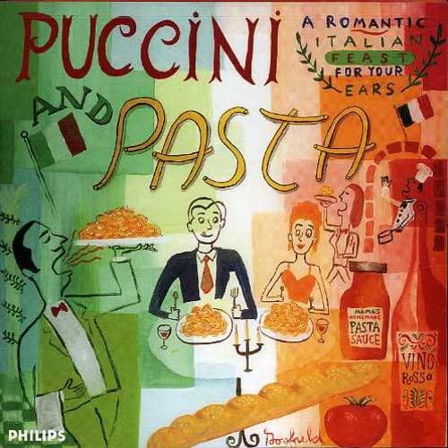Puccini, G. - Puccini & Pasta
