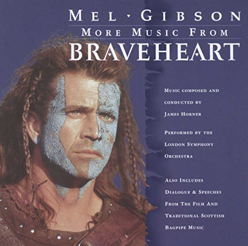 London Symphony Orchestra James Horner - More Music from Braveheart