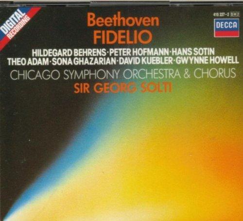 Theo Adam - Fidelio-Complete Opera