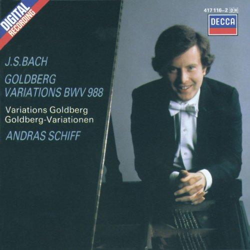 Andras Schiff - Bach: Goldberg Variations, BWV 988 By Andras Schiff