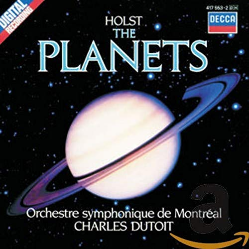 Holst: The Planets By Gustav Holst