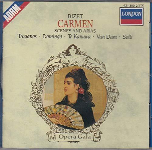 Bizet: Carmen (Scenes and Arias)