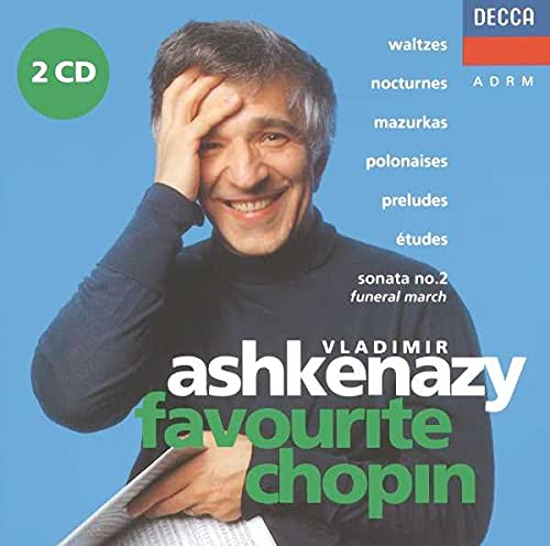 Vladimir Ashkenazy - Favourite Chopin