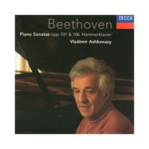 Ashkenazy - Beethoven:Pno Son By Ashkenazy