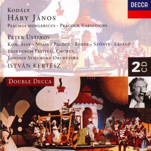 Soloists - Kodaly: Hary Janos/Psalmus Hungaricus/Peacock Variations