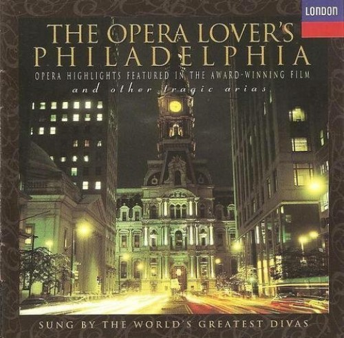 Various - Opera Lovers Philadelphia By Various