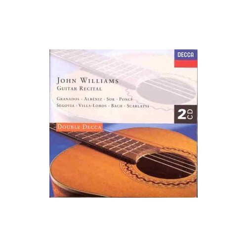 John Williams - Guitar Recital