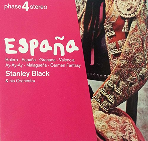Stanley Black & His Orchestra - Espana By Stanley Black & His Orchestra