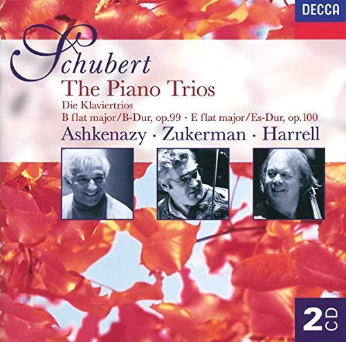Pinchas Zukerman Lynn Harrell Vladimir Ashkenazy - Schubert: Piano Trios Nos. 1 & 2