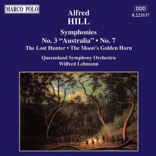 Symphonies Nos. 3 And 7 (Lehmann, Queensland So)