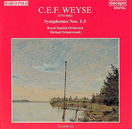 Rso - Symphonies Nos.1-3 By Rso