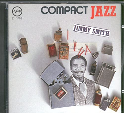 Jimmy Smith - Compact Jazz