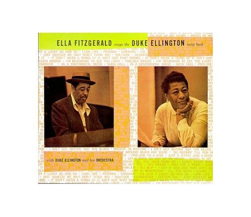 Ella Fitzgerald - Sings Duke Ellington By Ella Fitzgerald