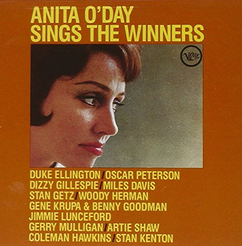 O'day Anita - Anita O'Day Sings the Winners By O'day Anita