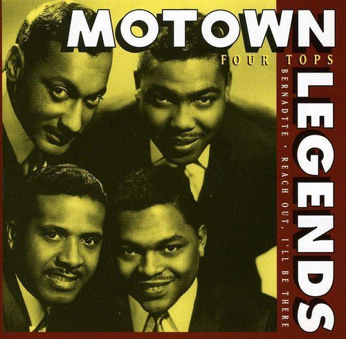 Four Tops - Bernadette By Four Tops