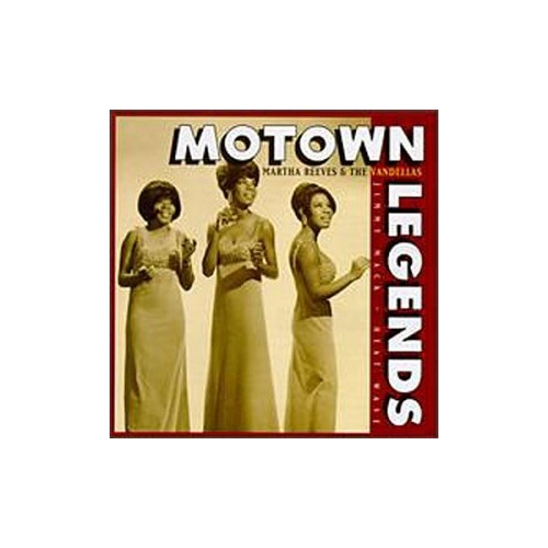 Martha Reeves - Motown Legends By Martha Reeves