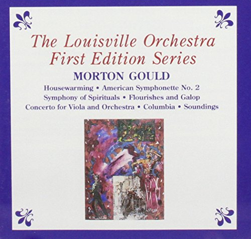 Orchestral Music By Morton Gould
