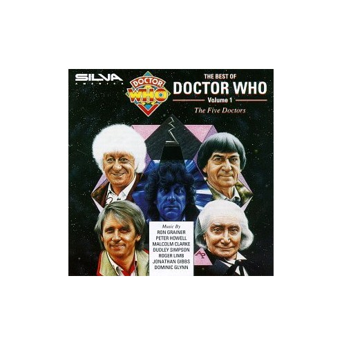 Best of Vol. 1-Five Doctors By Dr. Who