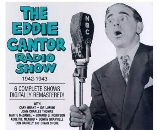 Eddie Cantor - Radio Shows By Eddie Cantor