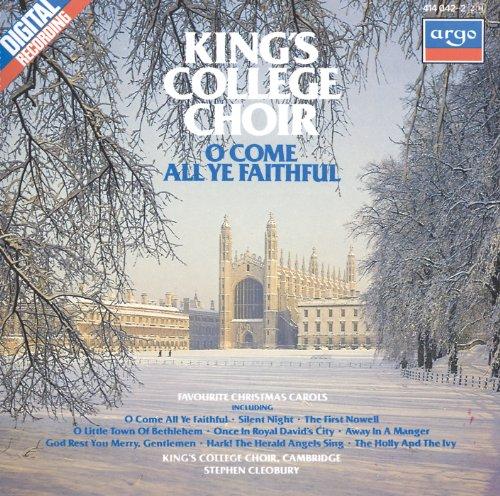 David Briggs - O Come All Ye Faithful: Favourite Christmas Carols