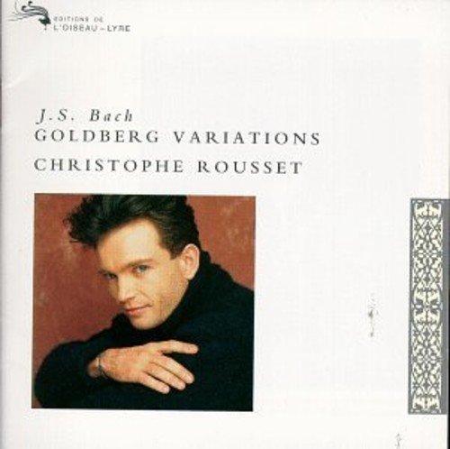 Bach J.S. - Bach: Goldberg Variations /Rousset
