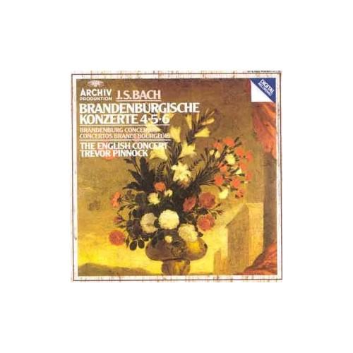 Brandenburg Concertos, Nos 4, 5, 6
