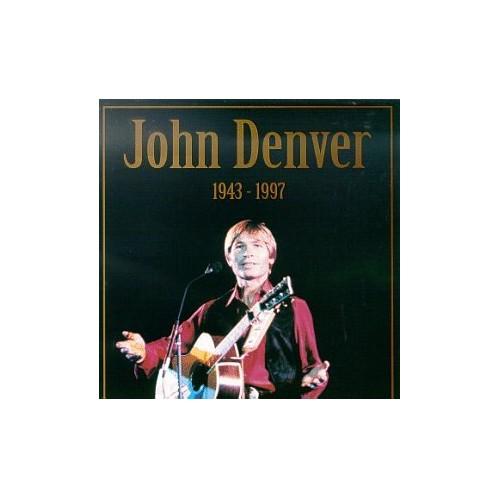 18 Classic Live Tracks - John Denver 1943-97 Live