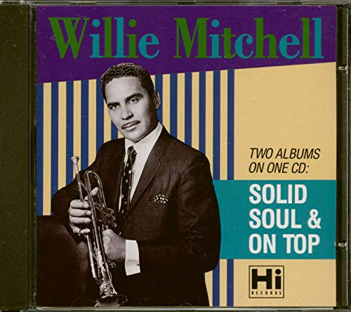 Willie Mitchell - Solid Soul By Willie Mitchell