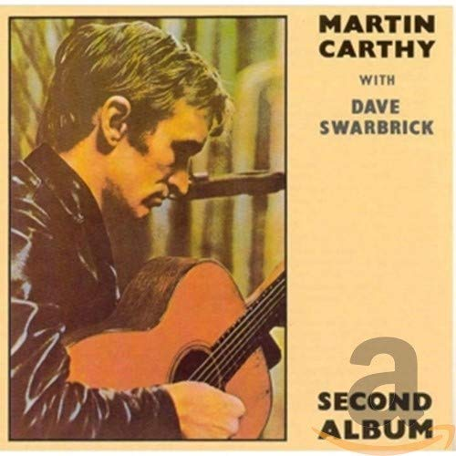 Martin Carthy with Dave Swarbrick - Second Album By Martin Carthy with Dave Swarbrick