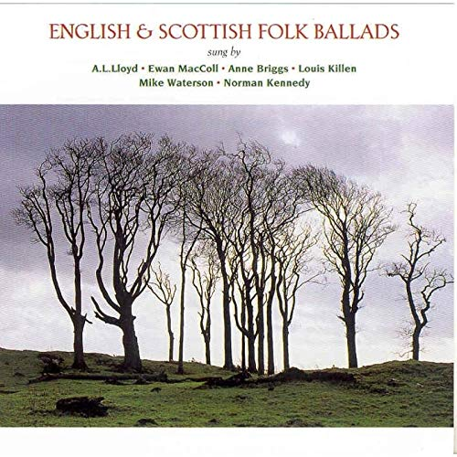 Various Artists - English & Scottish Folk Ballads By Various Artists