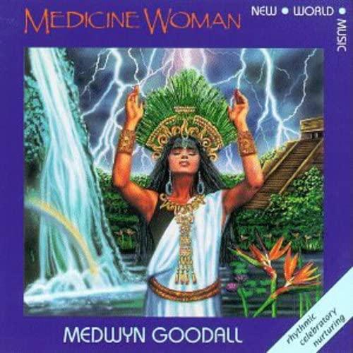Medicine Woman By Medwyn Goodall