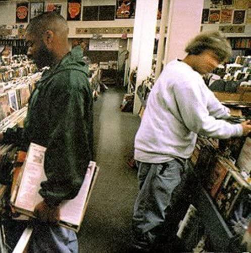 Unknown - DJ SHADOW-ENDTRODUCING (1996-11-18)