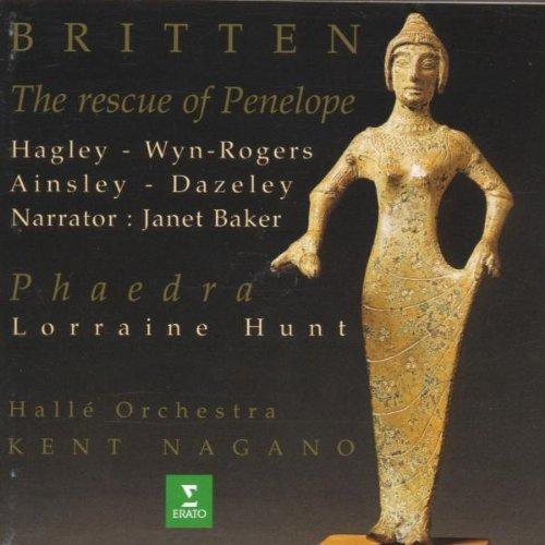 Britten: The Rescue of Penelope/Phaedra