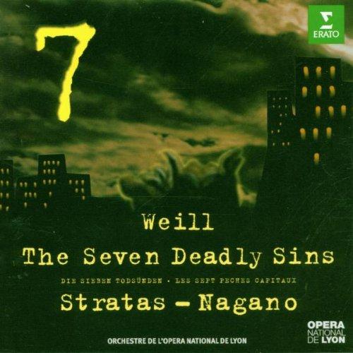 Weill: Seven Deadly Sins/Symphony No.2