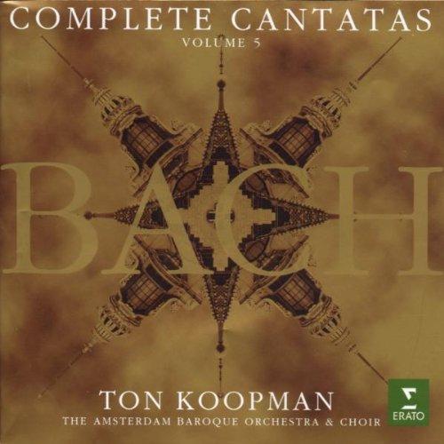 Els Bongers - Bach: Cantatas, Vol 5 /Koopman By Els Bongers