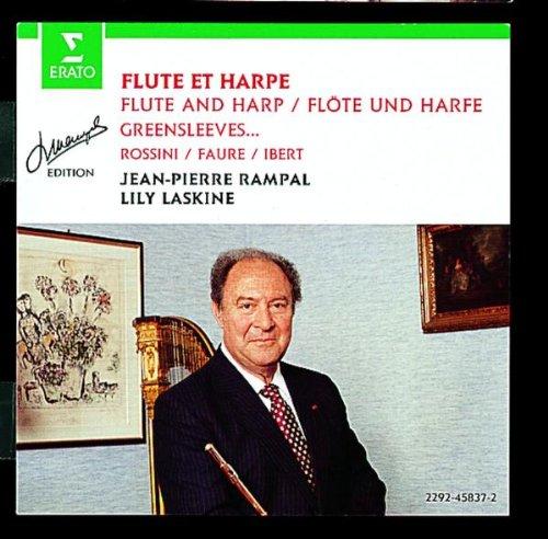 Flute and Harp Recital