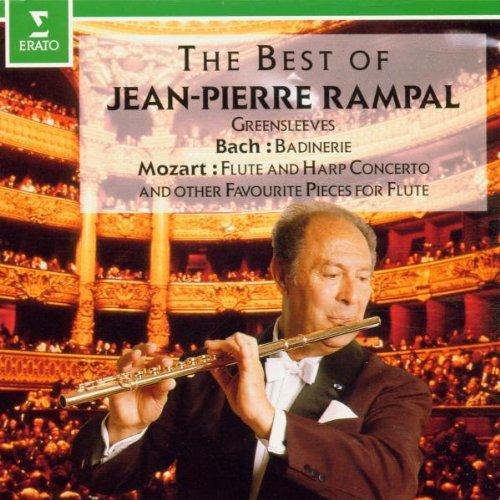 Jean-Pierre Rampal - The Best of Jean-Paul Rampal By Jean-Pierre Rampal