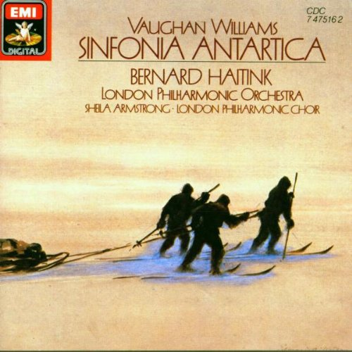 Sheila Armstrong - Vaughan Williams: Symphony No. 7 Sinfonia Antartica