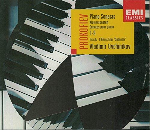 Ovchinikov - Prokofiev - Piano Sonatas 1-9, Piano Works By Ovchinikov