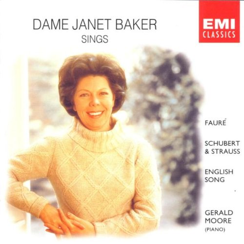 Janet Baker - Song Recital