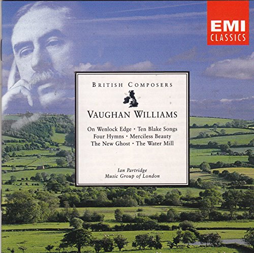 Partridge/Music Group London - British Composers - Vaughan Williams