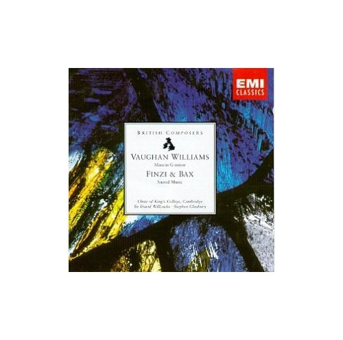 Bax/Finzi/Vaughan Williams: Choral Works