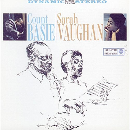 Count Basie - Sarah Vaughan with Count Basie & His Orchestra