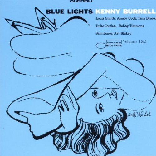 Burrell, Kenny - Blue Lights Volumes 1 And 2