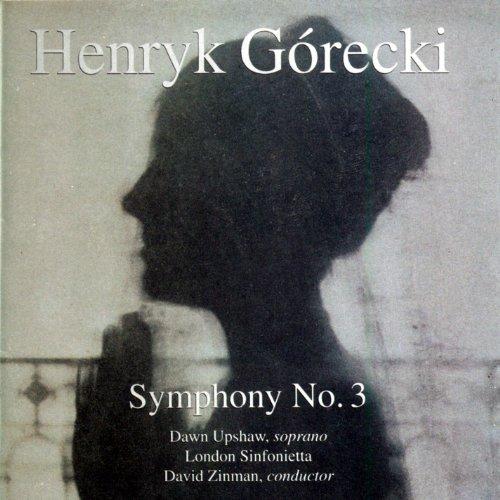 Dawn Upshaw - Gorecki:Symphony No.3 By Dawn Upshaw